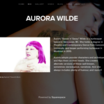 aurora_wilde_art_marketing_projects_website_content