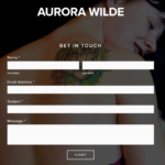 Aurora Wilde Contact